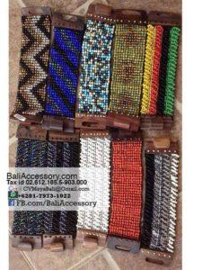 Beaded Bracelets from Bali Indonesia